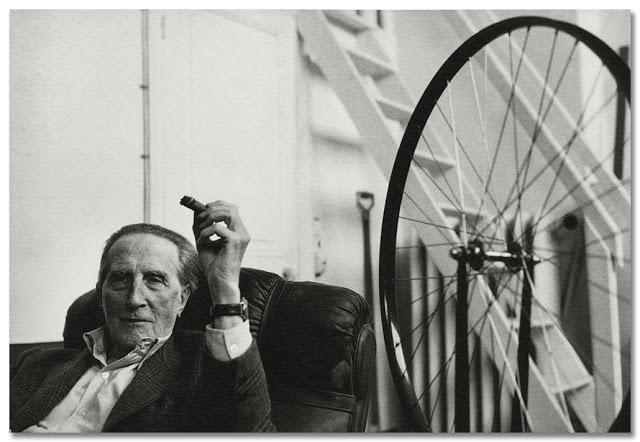 Marcel Duchamp. Paris, 1968