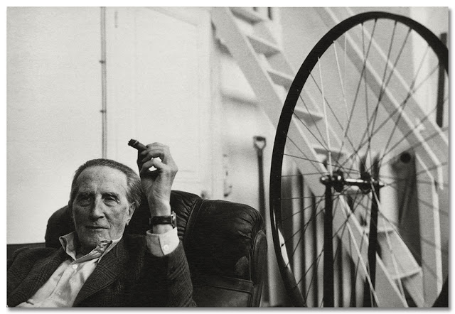 Marcel Duchamp. Paris, 1968