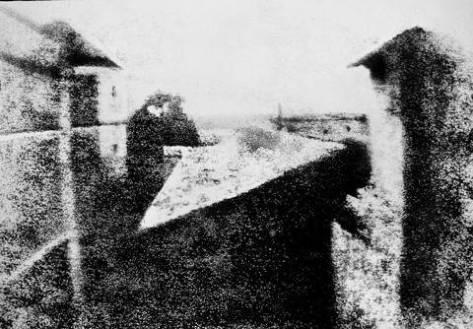 Primera fotografía fue tomada por Louis Daguerre