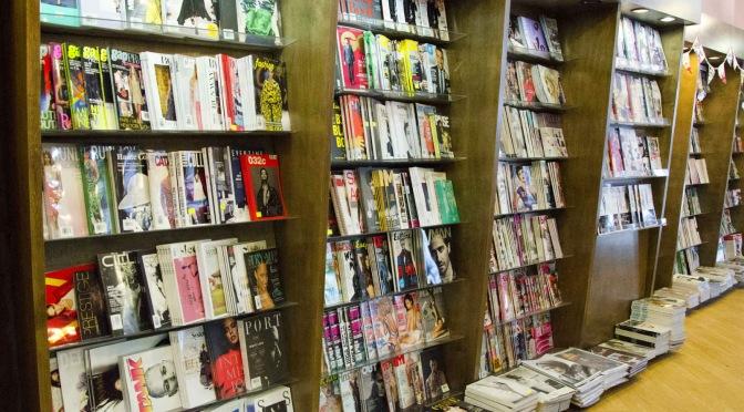 Tienda de revistas