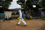 Monrovia, Liberia - Ebola