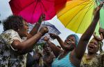 celebra su recuperación - Monrovia, Liberia
