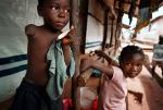 Sierra Leona - Niños víctimas del RUF
