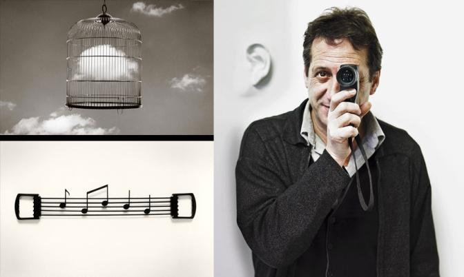 Chema Madoz, el fotógrafo que da vida a los objetos