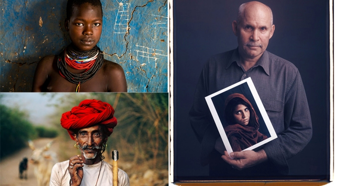 """Hay que sentir para fotografíar"" – Entrevista con Steven McCurry"