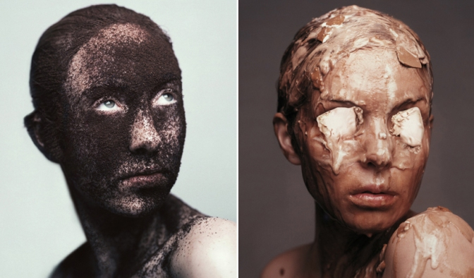 La bizarra belleza  del fotógrafo Marcel Van der Vlugt