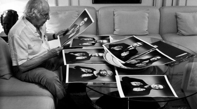 Alberto Schommer, un maestro  del retrato que nos abandona