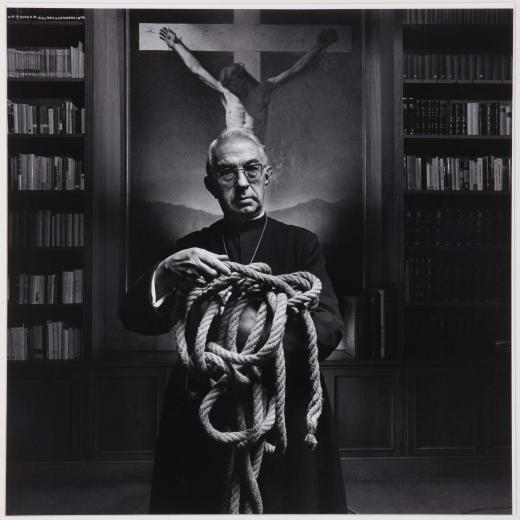 Alberto Schommer Monseñor Tarancón, cardenal - By Alberto Schommer