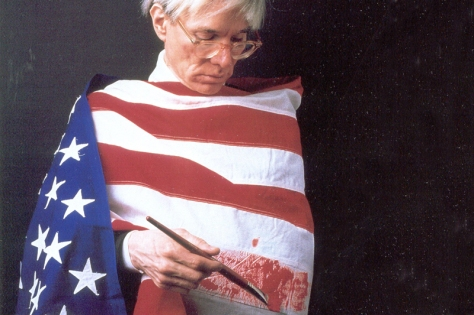 Andy Warhol - By Alberto Schommer