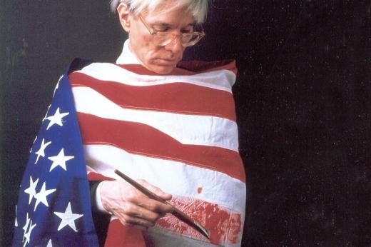 Andy Warhol - By Alberto Schommer