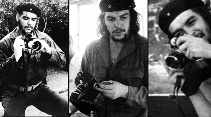 Che Guevara, el fotógrafo revolucionario