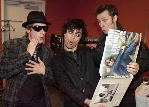 Green Day - Bod Gruen