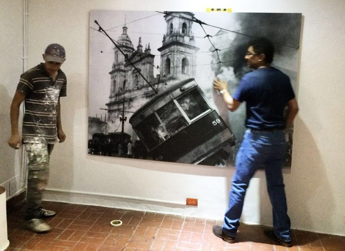 Ojo Rojo Fábrica Visual abre sus puertas a la fotografía