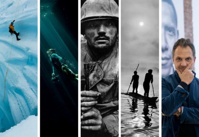 Los 5 programas en Netflix que ningún fotógrafo puede perderse