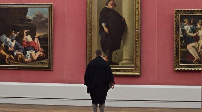 Draschan, el fotógrafo que retrata las más curiosas escenas en los museos