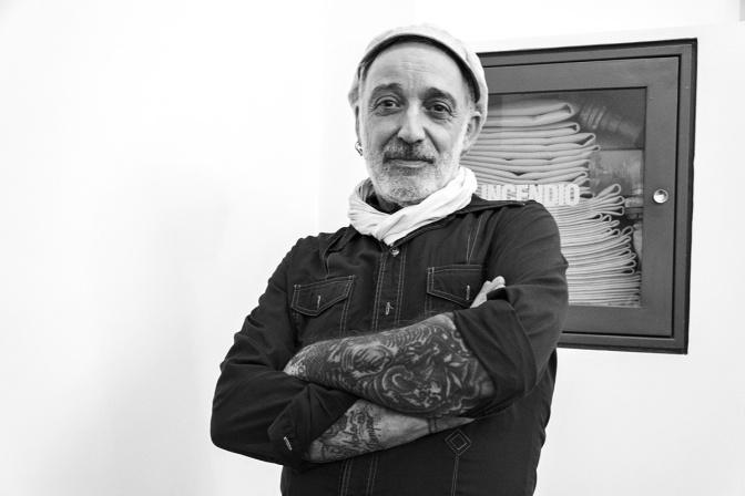 Alberto García-Alix en entrevista con Fotógrafo No Fotógrafo