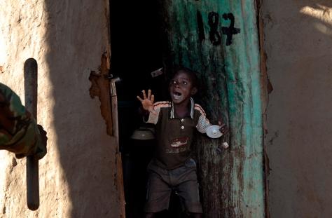 POST ELECTORAL VIOLENCE IN KENYA