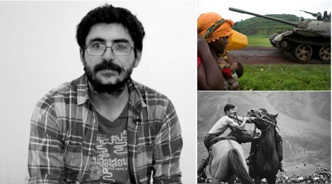 Walter Astrada en entrevista con Fotógrafo No Fotógrafo