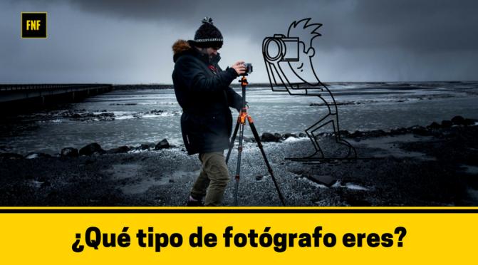 10 tipos de fotógrafos con los que te sentirás o no identificado
