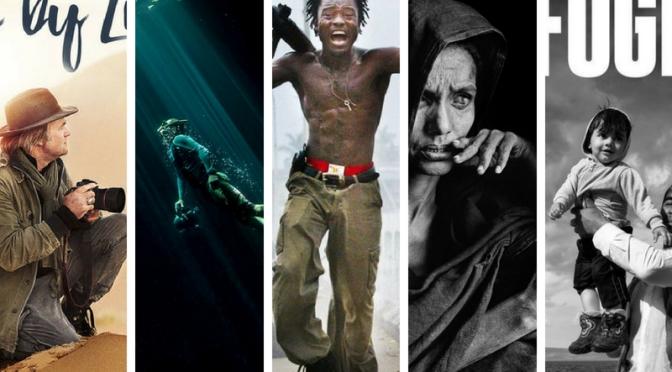 Los 7 programas en Netflix que ningún fotógrafo puede perderse