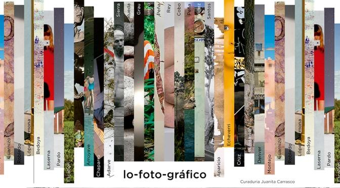 lo-foto-gráfico, una exposición que reúne a 30 artistas latinoamericanos en Bogotá