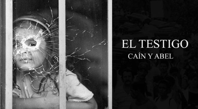 """""""El testigo"""" documental sobre el reportero gráfico Jesús Abad Colorado"""