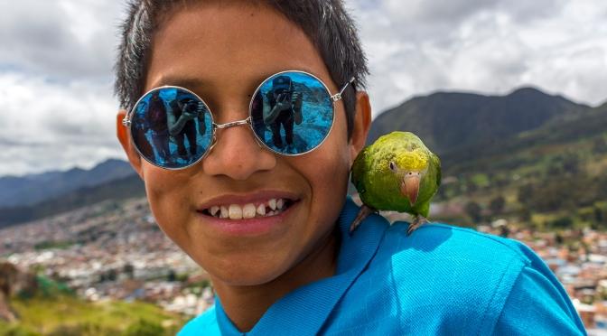 Montañero, una mirada de David Rodríguez desde lo alto de Bogotá