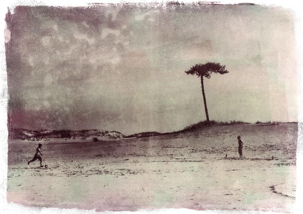 Entrevista Fede Ruiz Santesteban - Poesía fotográfica con procesos alternativos de revelado