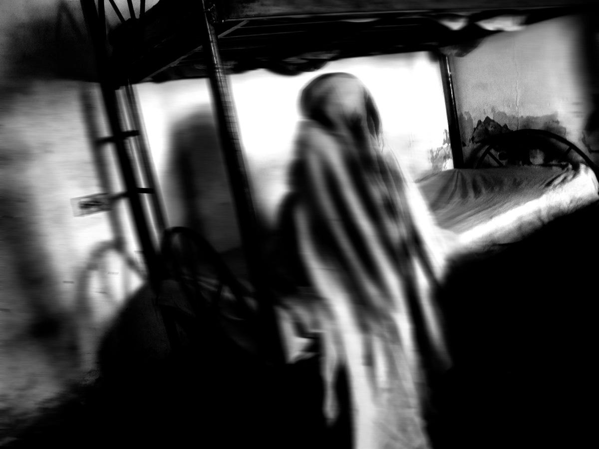 Alucinaciones nocturnas, serie de Silentiko