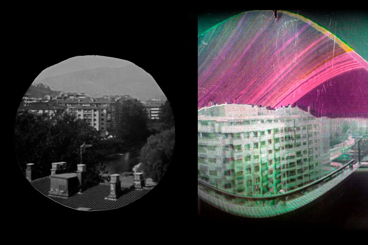 Las fascinantes fotografías del challenge estenopéico en la cuarentena